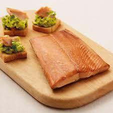 sasquatch approved smoked salmon gift box
