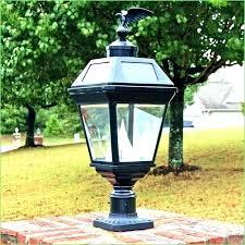 post lights solar solar lamp post with flower pot solar outdoor post lights lighting solar powered
