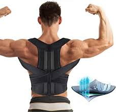 Aptoco Back Brace Posture Corrector for Women and ... - Amazon.com