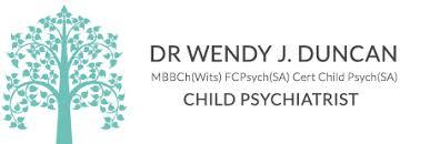 Dr Wendy Duncan - Child Psychiatrist