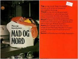 Mad og mord, Nan/Ivan Lyons, genre: – dba.dk – Køb og Salg af  Nyt og Brugt