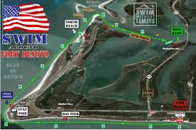 Fort Desoto Tide Chart Swim Around Fort De Soto Blue Mermaid