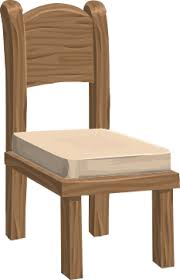 chair clipart. chair from glitch clipart openclipart
