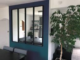 Une verrire miroir avec Ikea