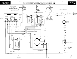 jaguar modifications the circuit schematic shows the resultant wiring diagram six of the diodes are used to detect when the wiper electrics should be active turning on the