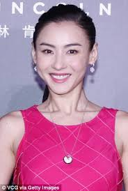 cecilia cheung pictured who is a quarter english is also considered to