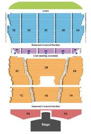 Meadowbrook Gilford Nh Seating Chart Bank Of New Hampshire Pavilion At Meadowbrook Tickets And