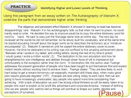 critical thinking what why and how ppt video online 10 practice identifying