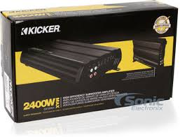 kicker cx1200 1 12cx1200 1 cx series 2400w monoblock class d zoom