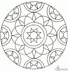 Kleurplaten Mandala Kleurplaten Kleurplaatnl
