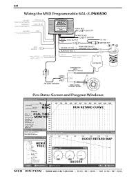 msd ignition wiring diagram hei solidfonts msd 6al wiring diagram chevy hei wire