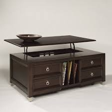 Amazing Modern Square Coffee Table With Storage With Trendy Espresso With Regard To Square  Coffee Table With