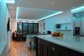 how to install led strip lights on drop down ceilings