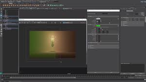 Maya Volume Light Tutorial Tutorial On Volume Lighting In Redshift For Autodesk Maya