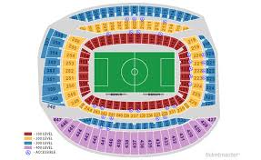 Citi Field Seating Chart 2019 Matter Of Fact Citi Field Seating Chart Soccer Game Best