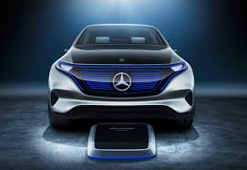 Mercedes-Benz Concept EQ: The electric SUV of the Future.