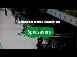 new specsavers ad jenson button graham creative