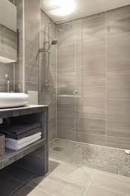 Wonderful Modern Bathroom Tile Tiles Shower Vanity Mirror Faucets Sanitaryware Interiordesign Intended Perfect Ideas