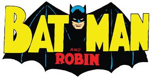 Classic Batman and Robin Logo by Bean525 on DeviantArt