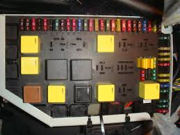 tvr sagaris pages by graham varley speed six fuse and relay panel photo from sag manual