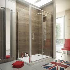 image for edsl15 edfsp90 ergonomic designs 1500 x 900 sliding door shower enclosure