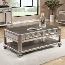 mirrored coffee table. Top Mirrored Coffee Table