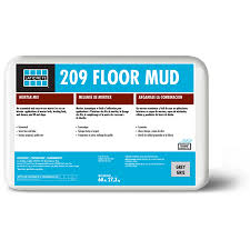 Quikrete Sand Topping Mix Coverage Chart 209 Floor Mud Laticrete