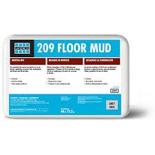 209 Floor Mud Laticrete