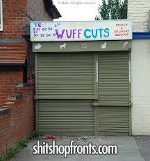 garage names. wuff cuts manchester england garage names