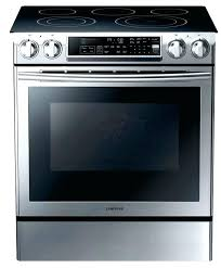 frigidaire glass cooktops stove glass cu ft self cleaning slide in electric convection range glass stove