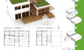 susnable home design plans homes