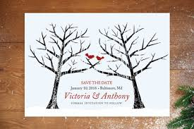 Christmas Wedding Save The Date Cards Together At Last Save The Date Cards By Juniper Be Minted