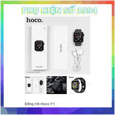 Chống nước ] Đồng hồ thông minh HOCO Y1 - Đồng hồ thông minh