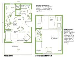 tiny cabin plans with loft mountain cabin house plans
