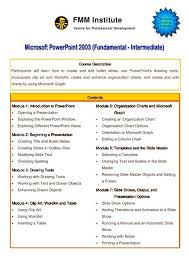 Inserting Organization Chart In Powerpoint 2007 Fmm Institute