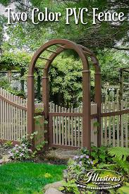 Backyard Fence Designs Amazing 48 Awesome New Fence Ideas For Your Home Illusions Vinyl Fence
