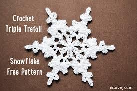 Crochet Snowflake Pattern Extraordinary Snovej Snowflake Pattern