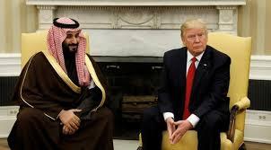 Image result for محمدبن سلمان به منافع آمریکا و عربستان ضربه میزند