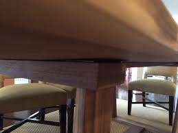 ideas to flatten a warped table top