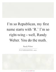 Wings Quotes 9 Inspiration I'm So Republican My First Name Starts With 'R' I'm So