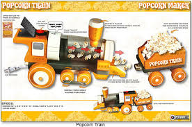 it flopped because it could cause potential harm to kids electricity heat and toys don t mix but it looked really cool making popcorn