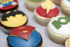Flash Gordon And Marvel Avengers Cupcakes And Cake 10 Bakealous