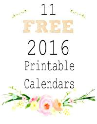 best 25 free printable calendar ideas