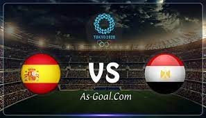 نتيجة مباراة مصر وإسبانيا في أولمبياد طوكيو 2020