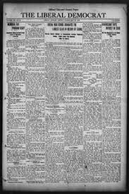 The Liberal Democrat from Liberal, Kansas on May 26, 1921 · Page 1