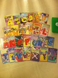 leapfrog colorful alphabet letter factory flash cards JPG