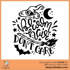 She also provide many free svg files, not only halloween related. Free Halloween Svg Cut Files