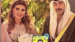 """مي العيدان تثير الجدل: """"الف مبروك زواج الهام الفضاله و شهاب جوهر """""""