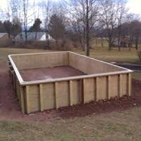 in ground pools rectangle.  Rectangle The Pool Building Process Inside In Ground Pools Rectangle A