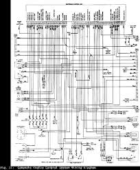 4 0l cec system 1984 1991 jeep cherokee xj jeep 11 c che engine control system wiring diagram